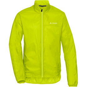 VAUDE Air III Jas Heren, bright green